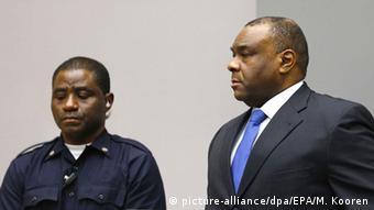 Niederlande Kongo Jean-Pierre Bemba Gombo wegen Kriegsverbrechen in Den Haag verurteilt