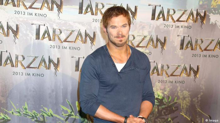 USA Kellan Lutz Synchronsprecher Tarzan Animationsfilm 2013
