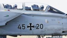 Deutschland Tornado Flugzeug Luftwaffe Symbolbild Syrien-Einsatz Bundeswehr