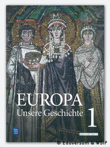 Buchcover Geschichtsbuch für Deutschland und Polen