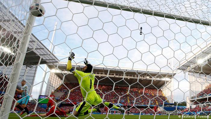 Frankreich Fußball-EM Tschechien vs. Türkei