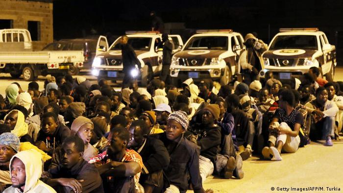 Afrika Migration Flüchtlinge