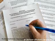 Сколько вопросов и какие ждут желающих получить немецкое гражданство?