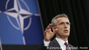 Йенс Столтенберг, генеральный секретарь НАТО