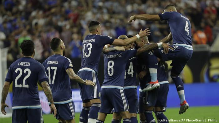 Copa America Centenario Argentinien gegen USA