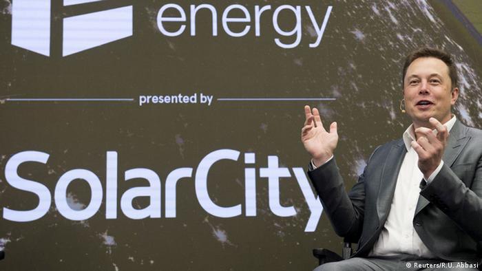 USA Solarcity