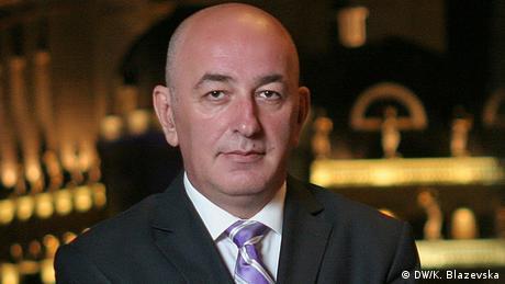 Mazedonien Arsim Zekolli