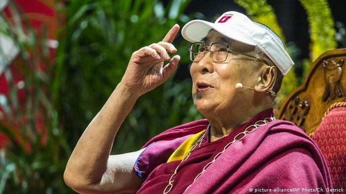 Dalai Lama wants to meet Trump | News | DW | 23 11 2016