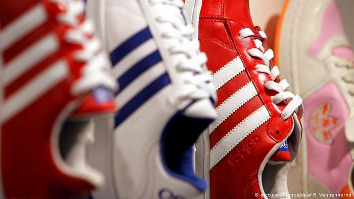 Trzy paski nie dla Adidasa w UE