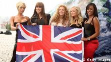 Großbritanien Spice Girls Union Jack