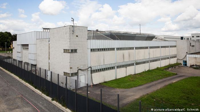 Edifício do antigo Instituto Penitenciário de Stuttgart