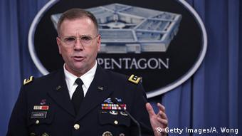 US General Frederick B. Hodges