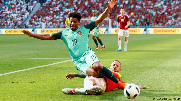 UEFA EURO 2016 Hungria vs. Portugal Eliseu