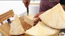DW Euromaxx - Parmesan Käse