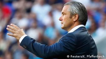 UEFA EURO 2016 - Ungarn vs. Portugal *** Österreichs Trainer Storck