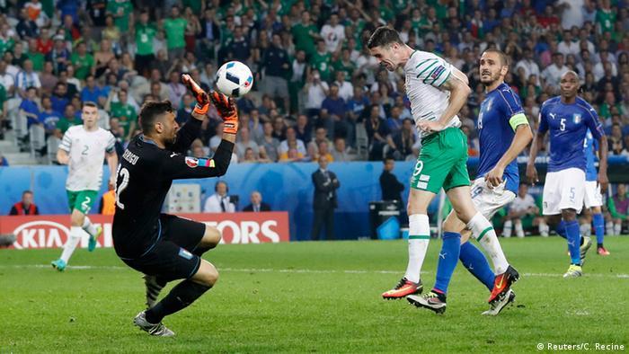 UEFA EURO 2016 Italien vs Irland +++ Tor Irland
