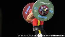 Olympische Sommerspiele 2012 in London