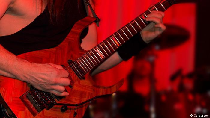 Symbolbild E-Gitarre