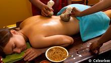Symbolbild Ayurveda Massage