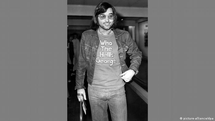 George Best ca 1974 (Foto: dpa)