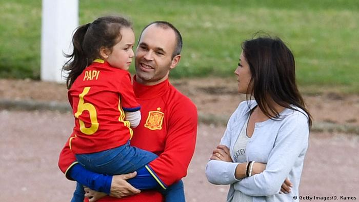 Andres Iniesta (Foto: Getty Images/D. Ramos)