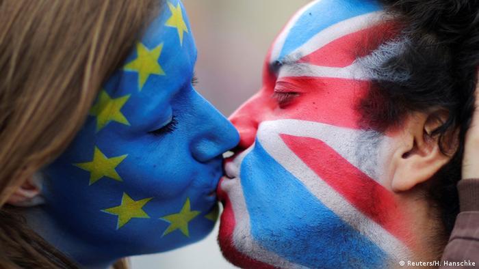 Großbritannien EU-Referendum Brexit