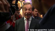 Großbritannien EU-Referendum Brexit Nigel Farage