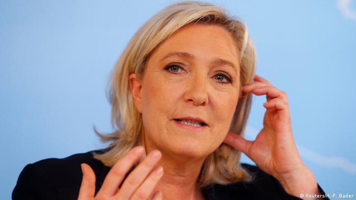 Brexit Reaktionen - Archivbild Marine Le Pen (Foto: Reuters)