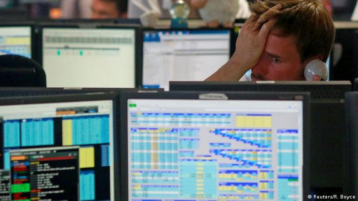 London Börse Börsencrash