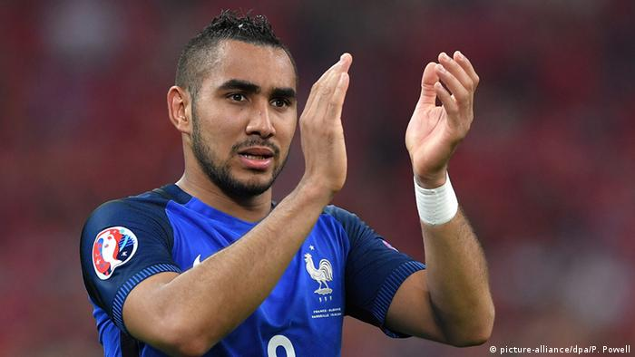 UEFA EURO 2016 Gruppe A Dimitri Payet (picture-alliance/dpa/P. Powell)