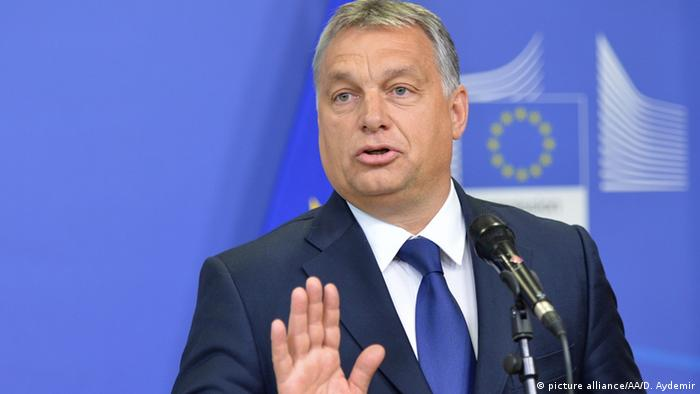 Ungarn: Victor Orban (Foto: picture alliance/AA)