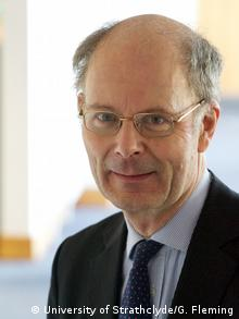 John Curtice Copyright: University of Strathclyde/G. Fleming