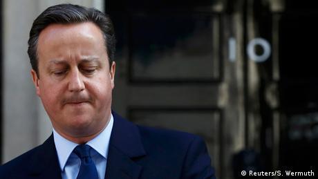 Brexit David Cameron