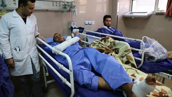 Bildergalerie Iran KW 25 Verkehrsunfall