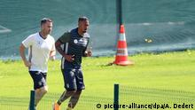 UEFA EURO 2016 Training Deutsches Team in Evian-Les Bains Jerome Boateng