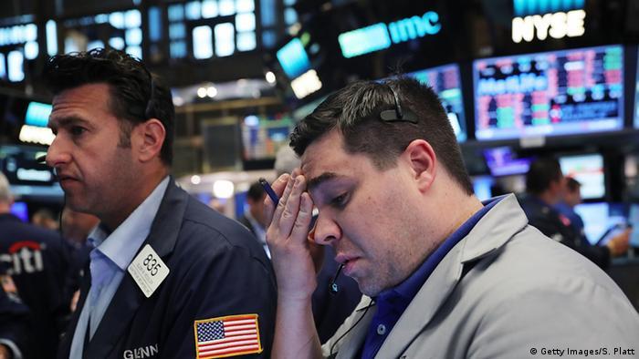 Ринки США відкрились падінням через Brexit