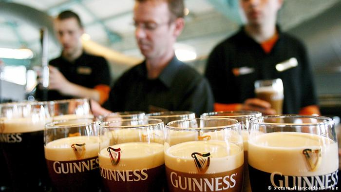 Symbolbild Irland Guiness Bier