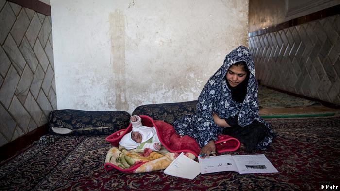 Kinderheirat in Iran