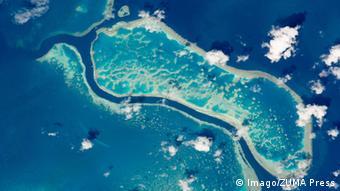 Korallenriffe Great Barrier Reef in Australien