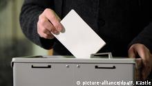 Symbolbild Referendum