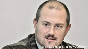 Our Slovakia People's Party leader Marian Kotleba