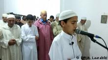 Teenager als Imame in Marokko