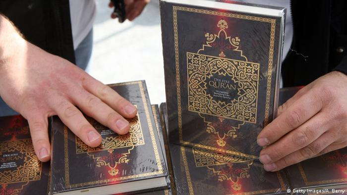 Symbolbild Salafismus