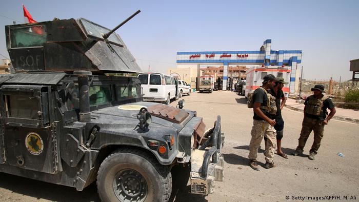 Irak Falludscha Kampf gegen IS