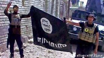 Πανηγυρισμοί για την ήττα του ISIS στη Φαλούτζα