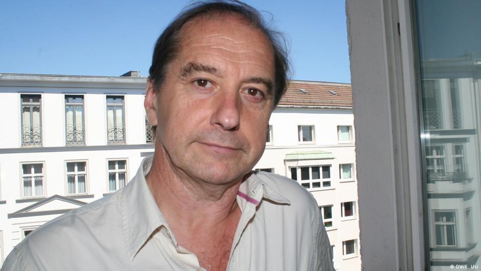 Deutschland Carlos Beristain in Berlin