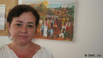Claudia Paz y Paz, ex fiscal general de Guatemala, dirige los programas para Centroamérica y México del Centro por la Justicia y el Derecho Internacional (CEJIL).