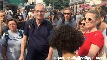 Türkei Volker Beck auf der Pride Week Demo in Istanbul