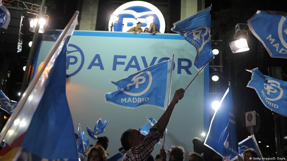 Spain's conservatives win general election