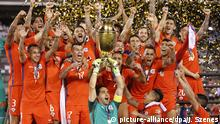 Copa America 2016 Chile vs Argentinien | Chile Sieger